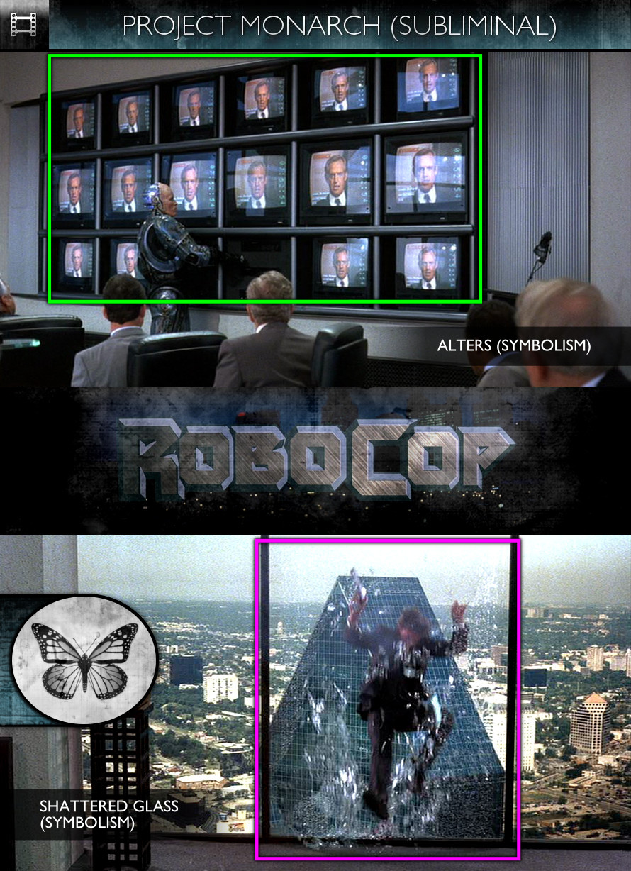 RoboCop (1987) - Project Monarch - Subliminal