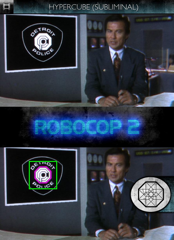 RoboCop 2 (1990) - Hypercube - Subliminal