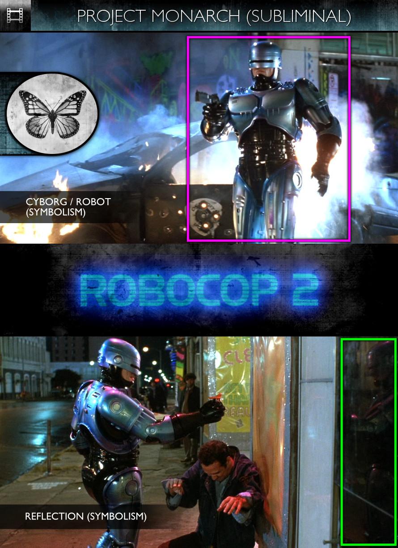RoboCop 2 (1990) - Project Monarch - Subliminal