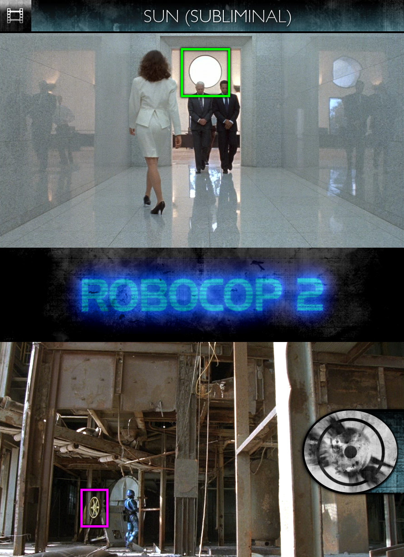 RoboCop 2 (1990) - Sun/Solar - Subliminal