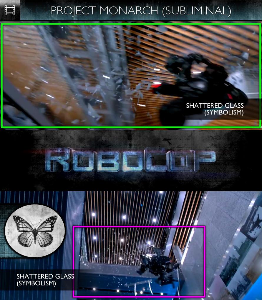 RoboCop (2014) - Trailer - Project Monarch - Subliminal