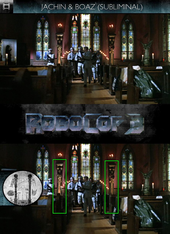 RoboCop 3 (1993) - Jachin & Boaz - Subliminal