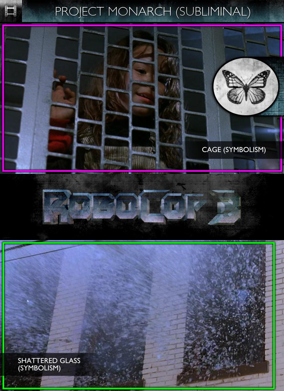RoboCop 3 (1993) - Project Monarch - Subliminal