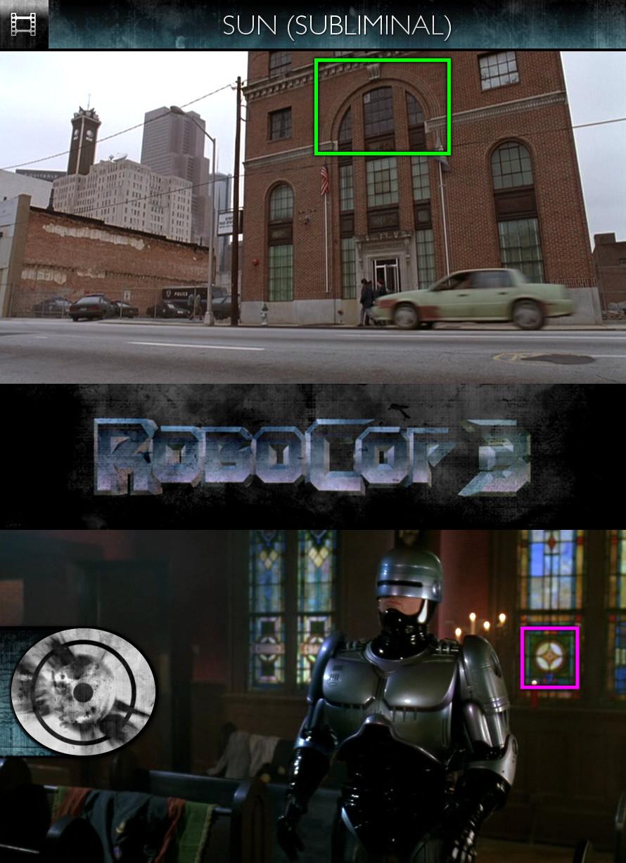 RoboCop 3 (1993) - Sun/Solar - Subliminal