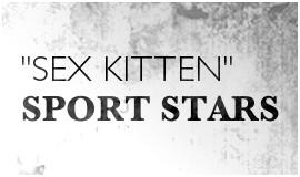 Sex Kitten Sport Stars