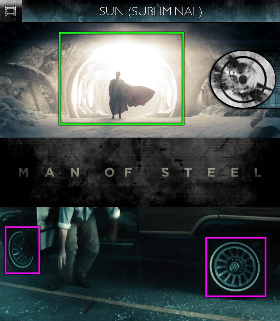 Man of Steel (2013) - Sun/Solar - Subliminal