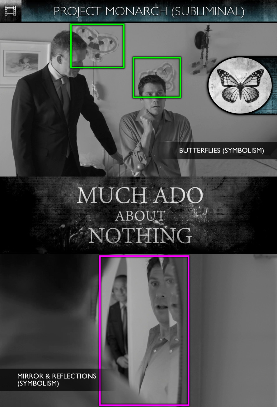 Much Ado About Nothing (2013) - Project Monarch - Subliminal