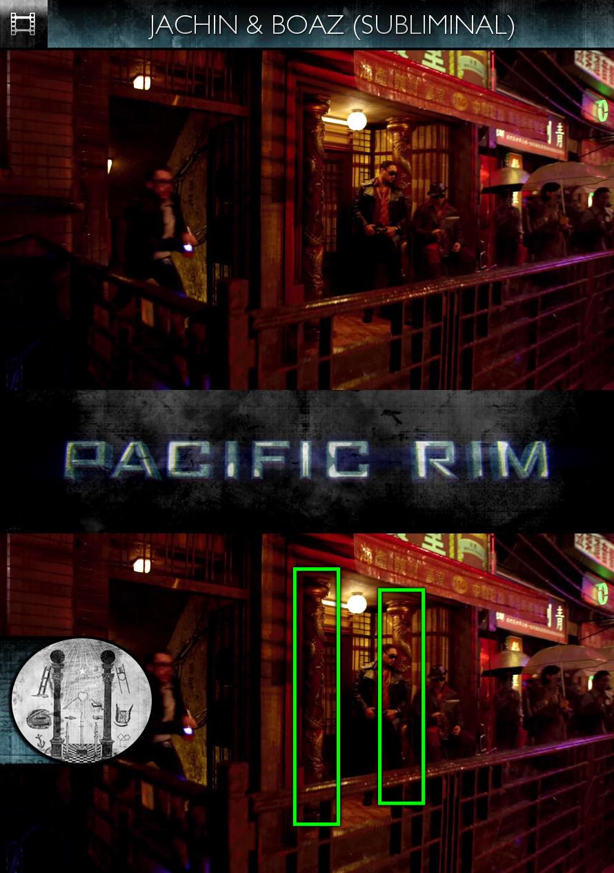 Pacific Rim (2013) - Jachin & Boaz - Subliminal