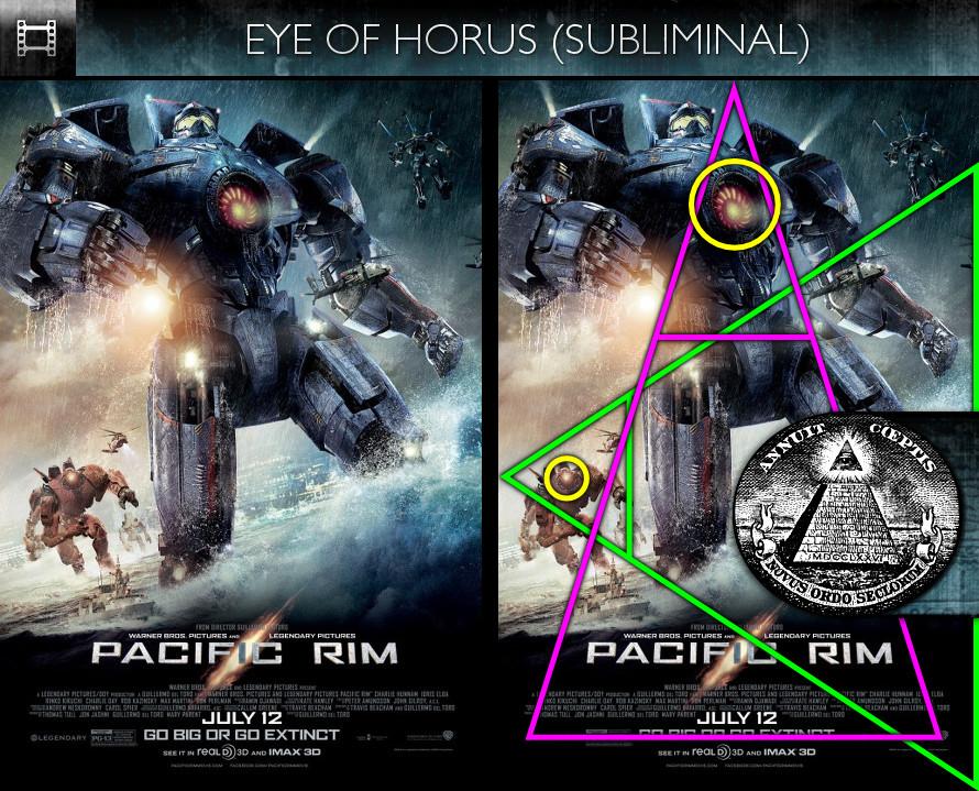 Pacific Rim (2013) - Poster-EOH10
