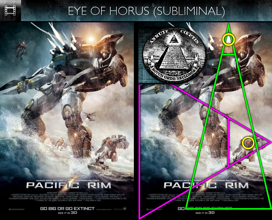 Pacific Rim (2013) - Poster-EOH11