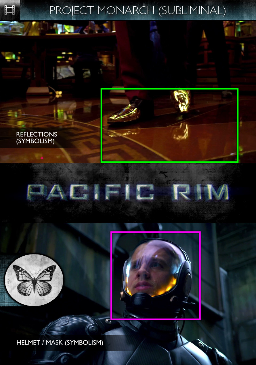 Pacific Rim (2013) - Project Monarch-13