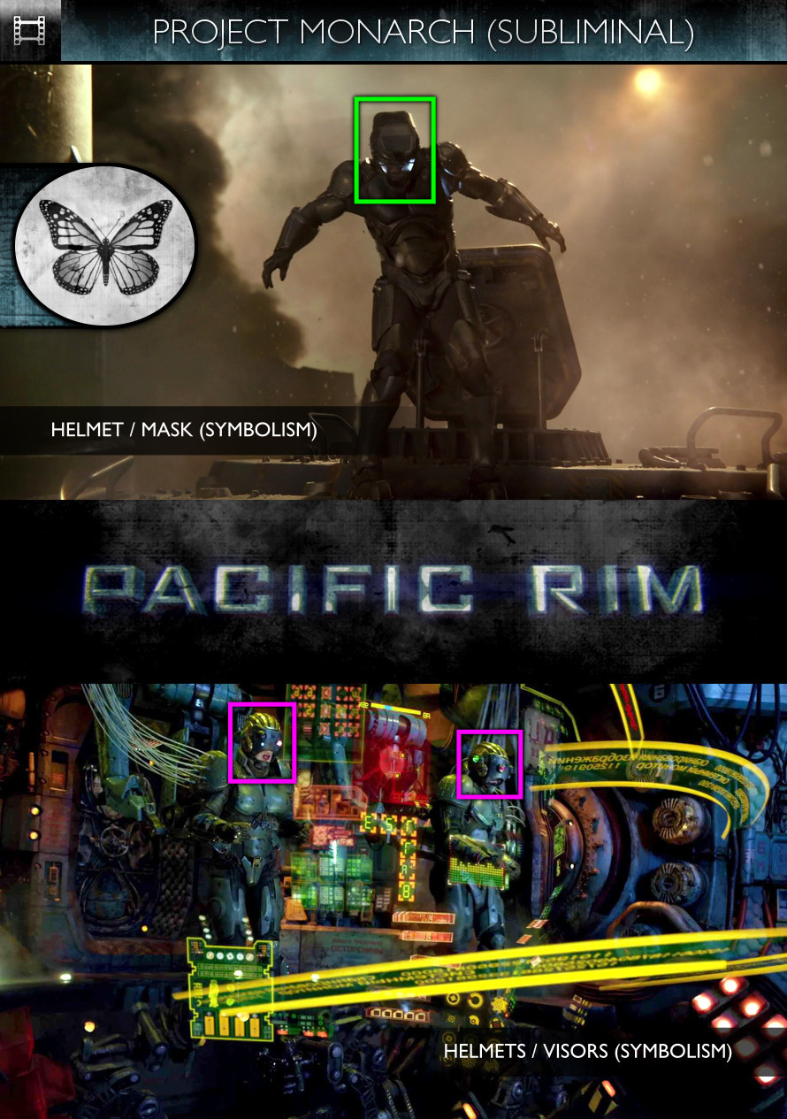 Pacific Rim (2013) - Project Monarch-14