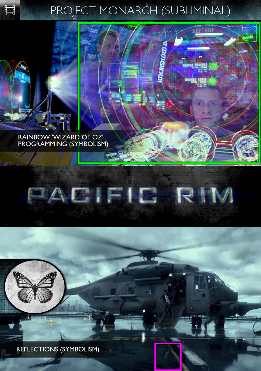 Pacific Rim (2013) - Project Monarch-19