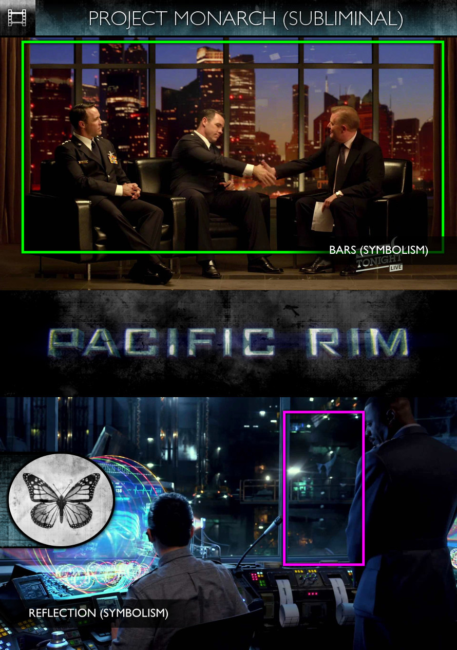 Pacific Rim (2013) - Project Monarch - Subliminal