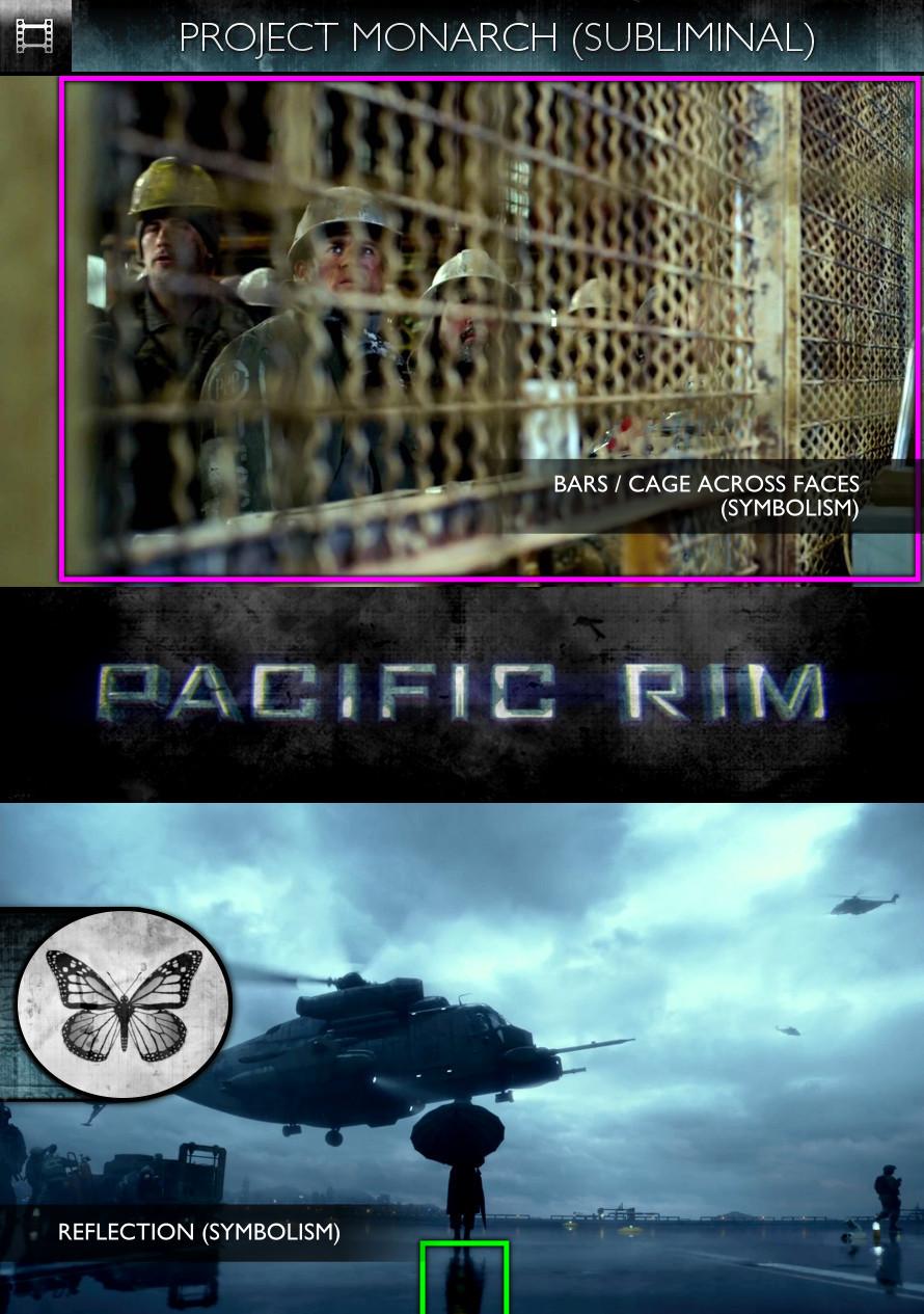 Pacific Rim (2013) - Project Monarch - Subliminal