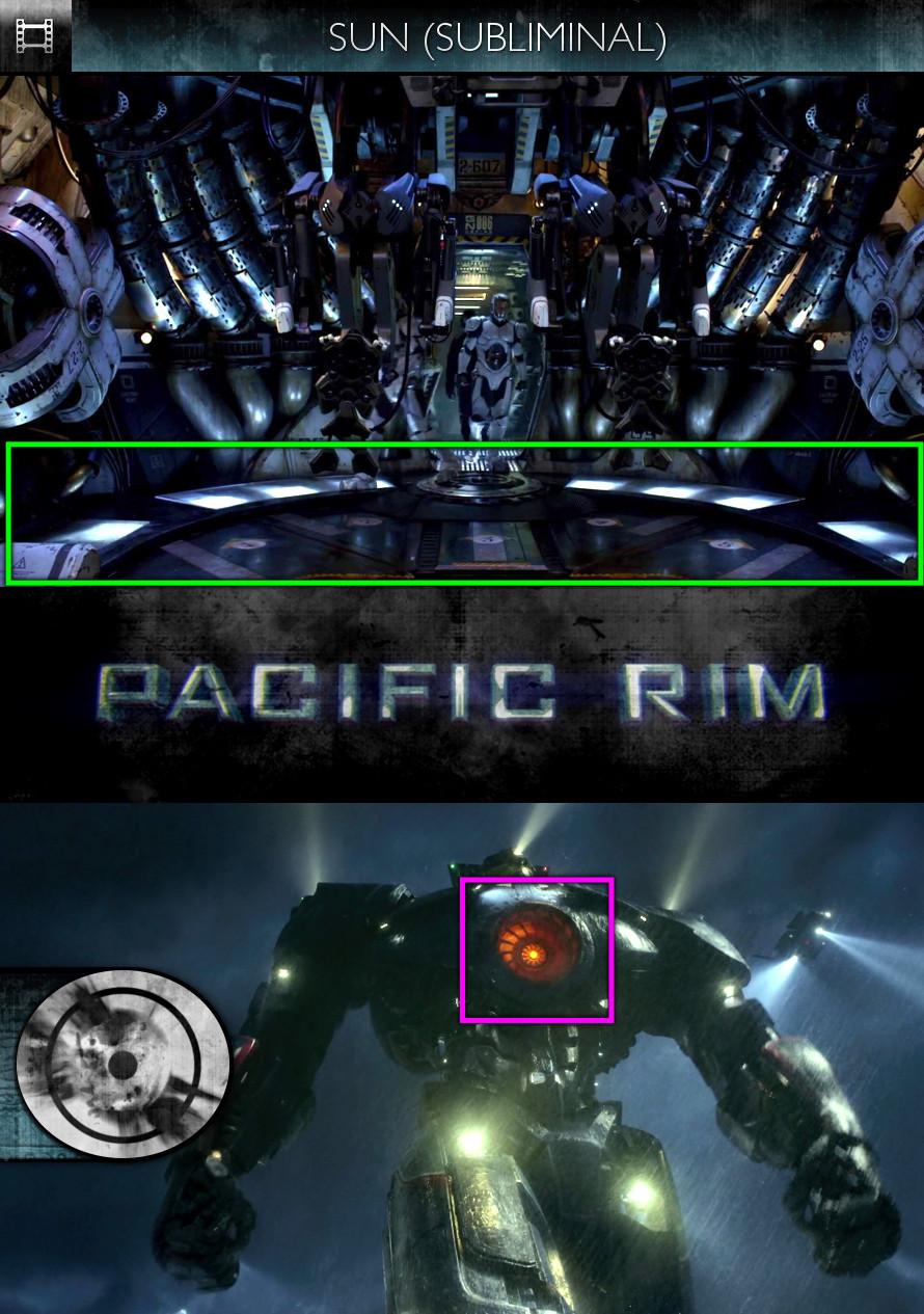 Pacific Rim (2013) - Sun/Solar - Subliminal