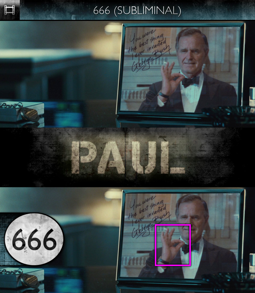 Paul (2011) - 666 - Subliminal