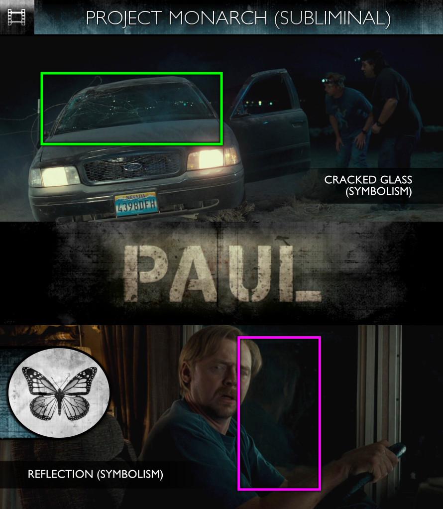 Paul (2011) - Project Monarch - Subliminal