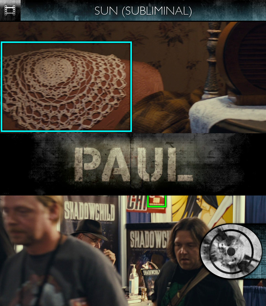 Paul (2011) - Sun/Solar - Subliminal