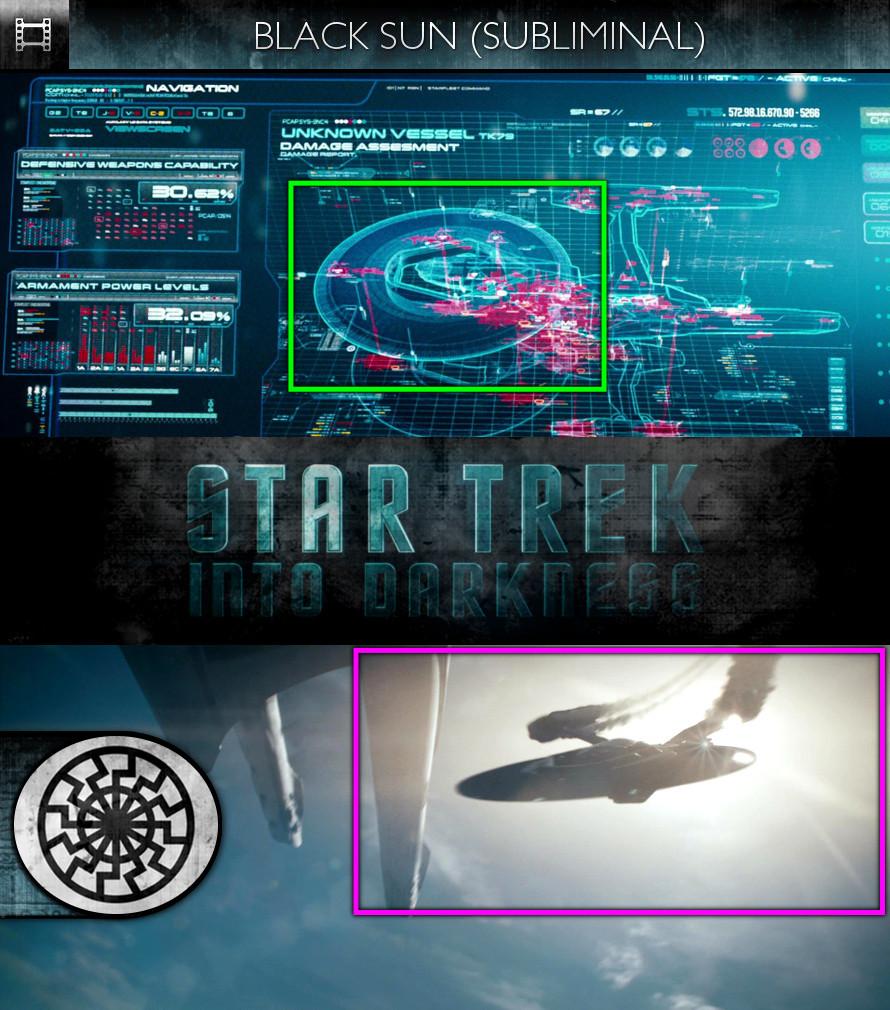 Star Trek Into Darkness (2013) - Black Sun - Subliminal