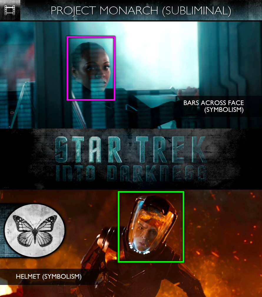 Star Trek Into Darkness (2013) - Project Monarch - Subliminal