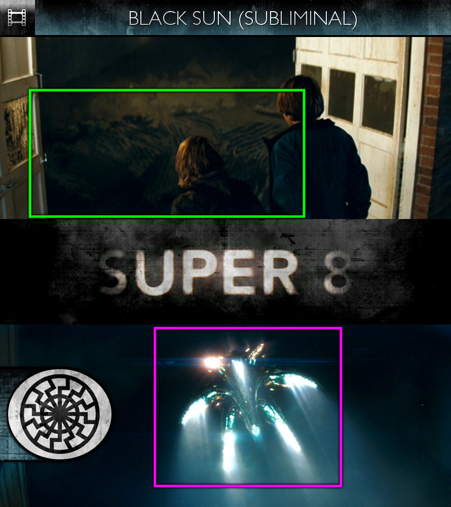 Super 8 (2011) - Black Sun - Subliminal
