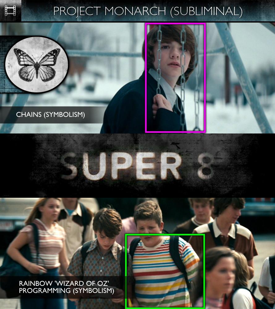 Super 8 (2011) - Project Monarch - Subliminal