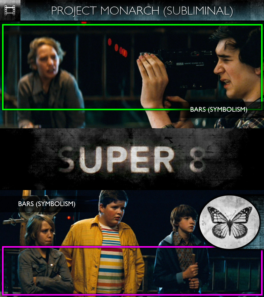 Super 8 (2011) - Project Monarch - Subliminal