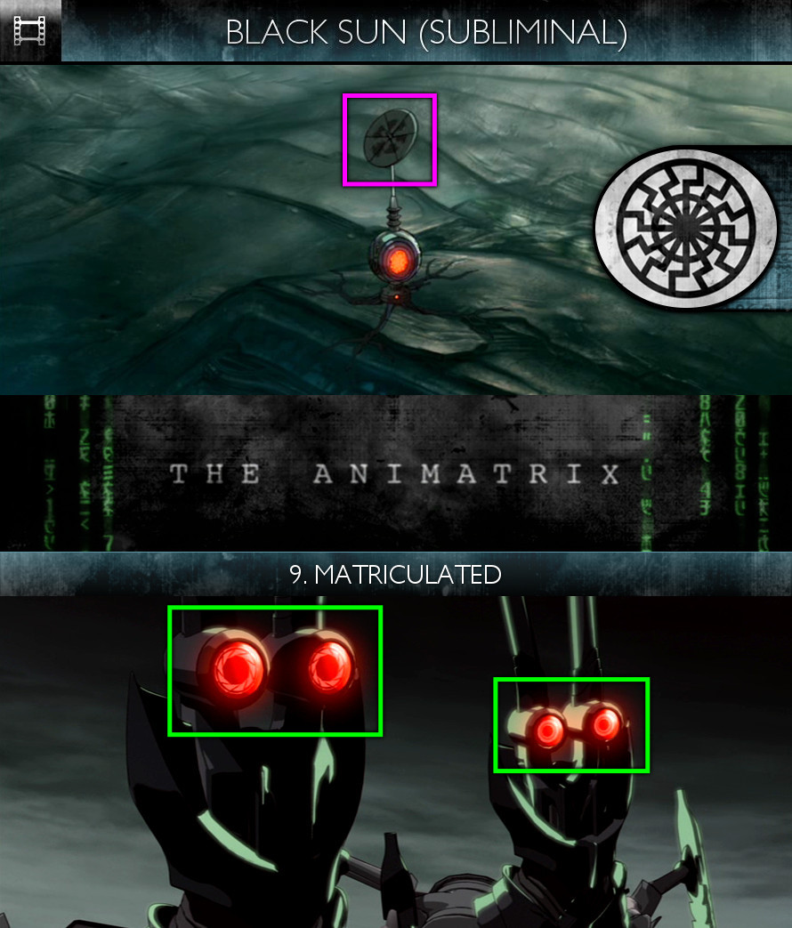 The Animatrix (2003) - Black Sun - Subliminal