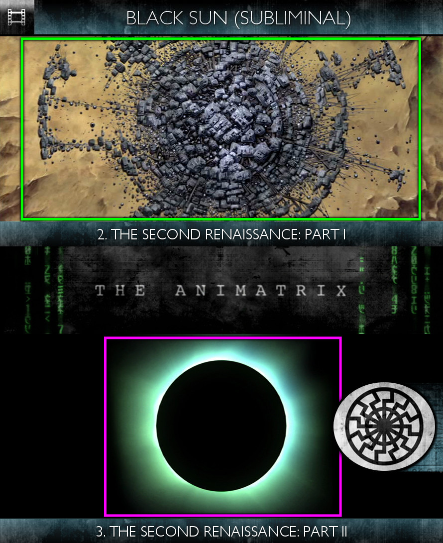 The Animatrix (2003) - Black Sun - Subliminal