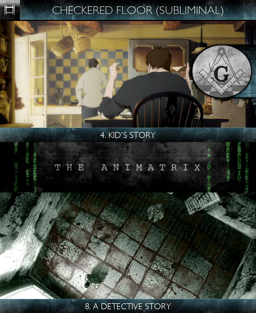 The Animatrix (2003) - Checkered Floor - Subliminal