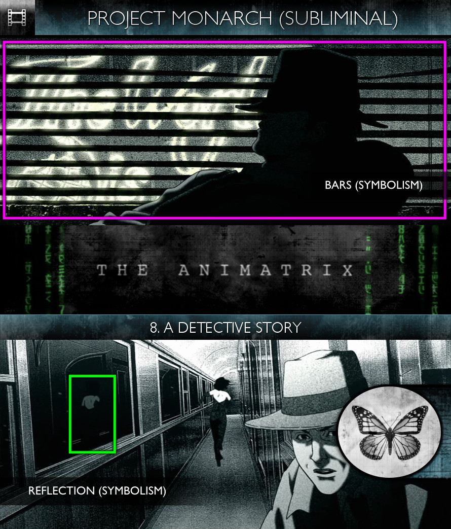 The Animatrix (2003) - Project Monarch-14