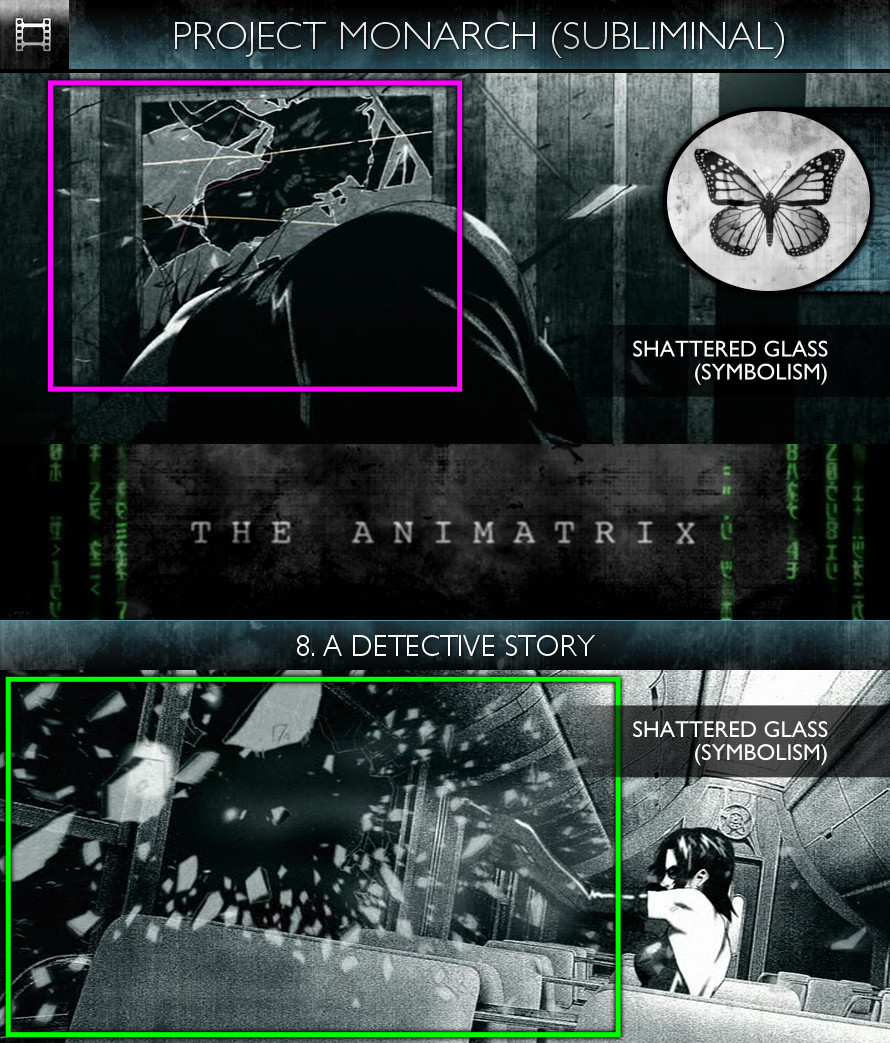 The Animatrix (2003) - Project Monarch-15