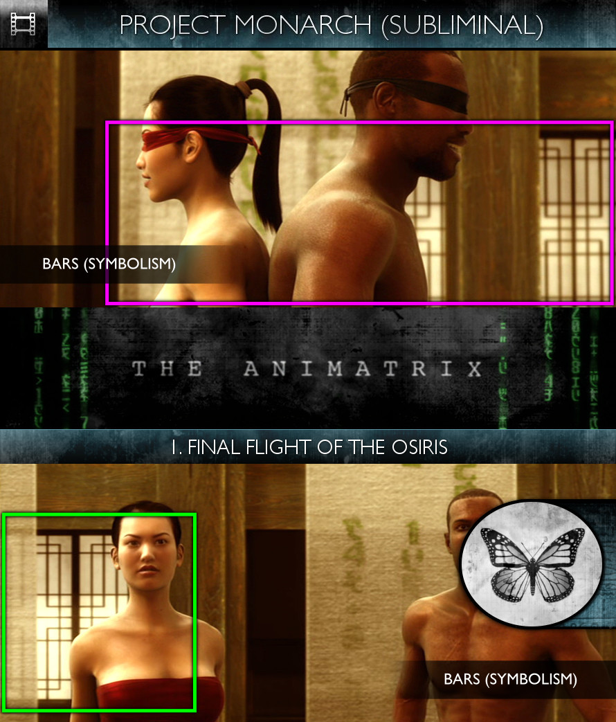 The Animatrix (2003) - Project Monarch-2