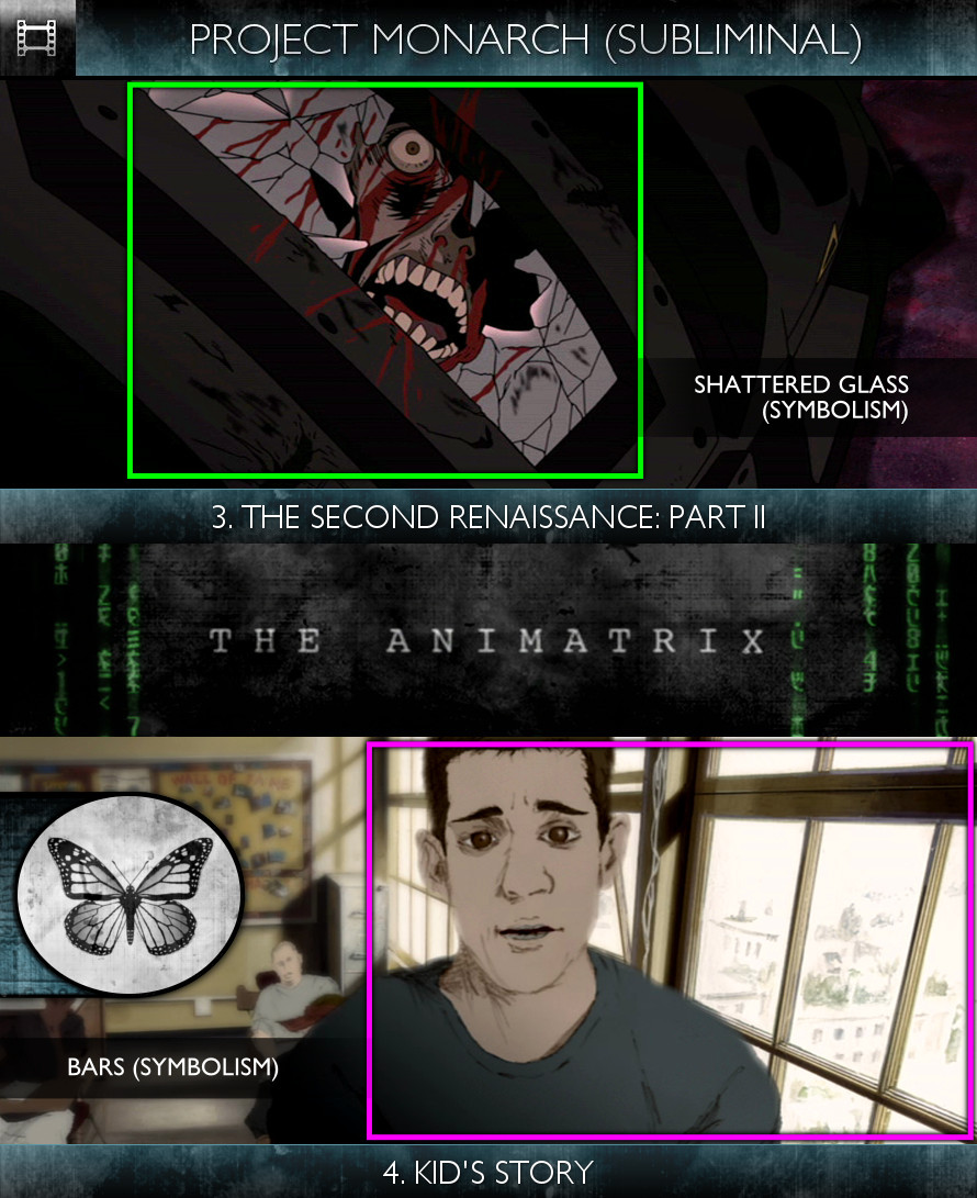 The Animatrix (2003) - Project Monarch-5