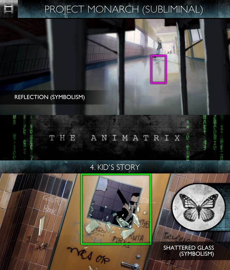The Animatrix (2003) - Project Monarch-6