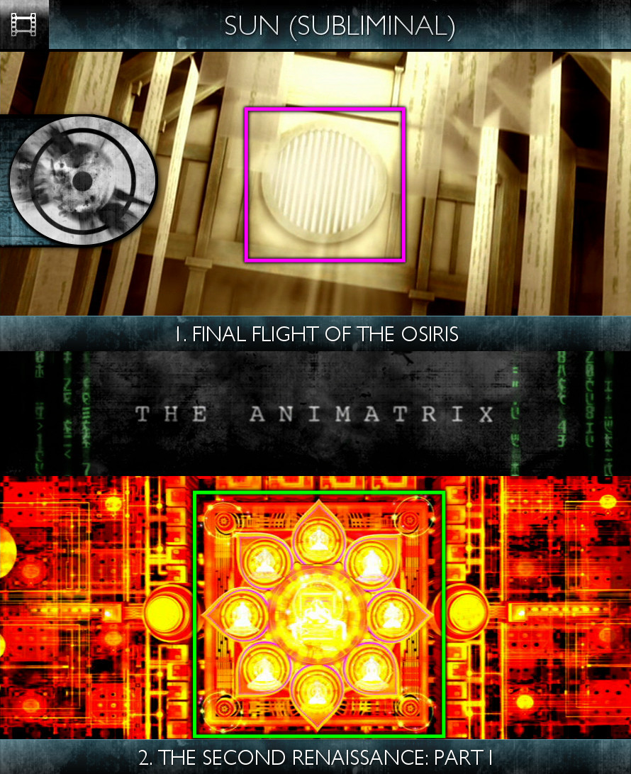 The Animatrix (2003) - Sun/Solar - Subliminal