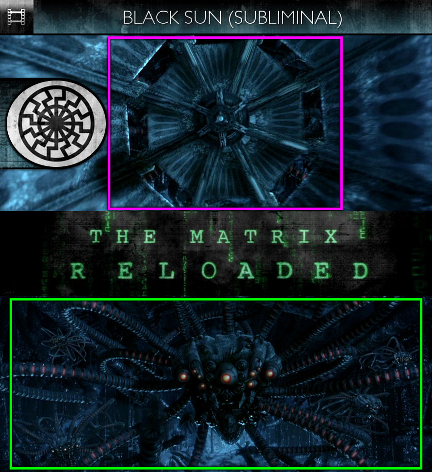 The Matrix Reloaded (2003) - Black Sun - Subliminal