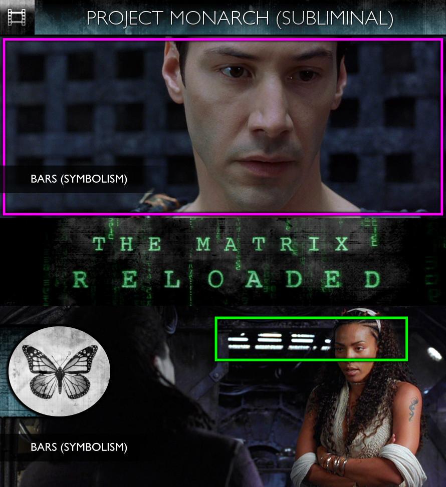 The Matrix Reloaded (2003) - Project Monarch - Subliminal