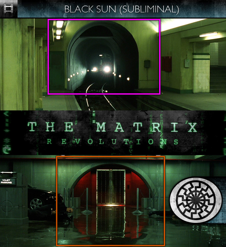 The Matrix Revolutions (2003) - Black Sun - Subliminal