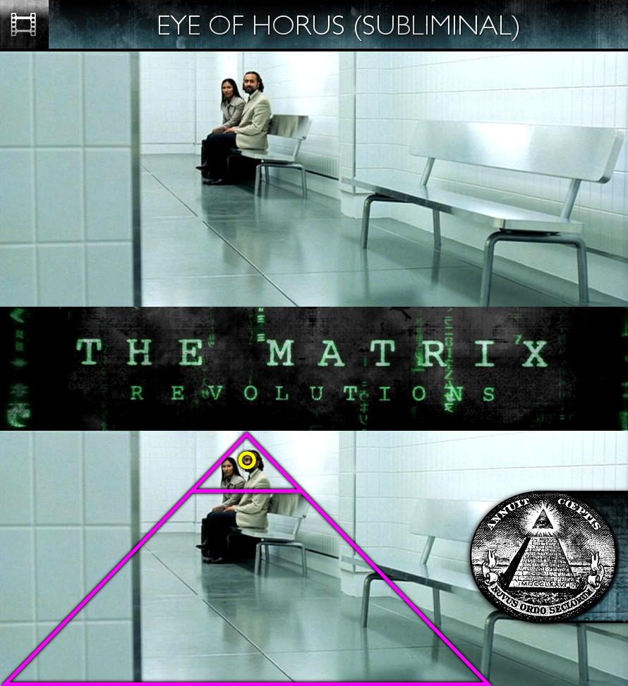 The Matrix Revolutions (2003) - Eye of Horus - Subliminal
