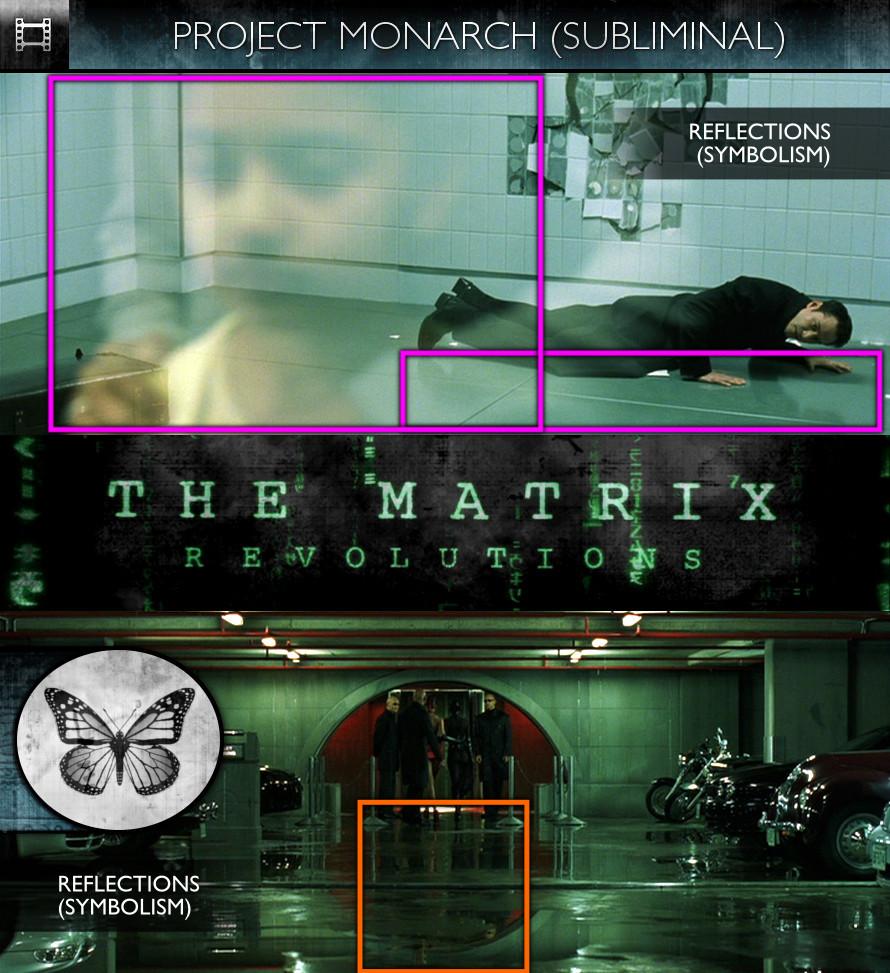 The Matrix Revolutions (2003) - Project Monarch - Subliminal