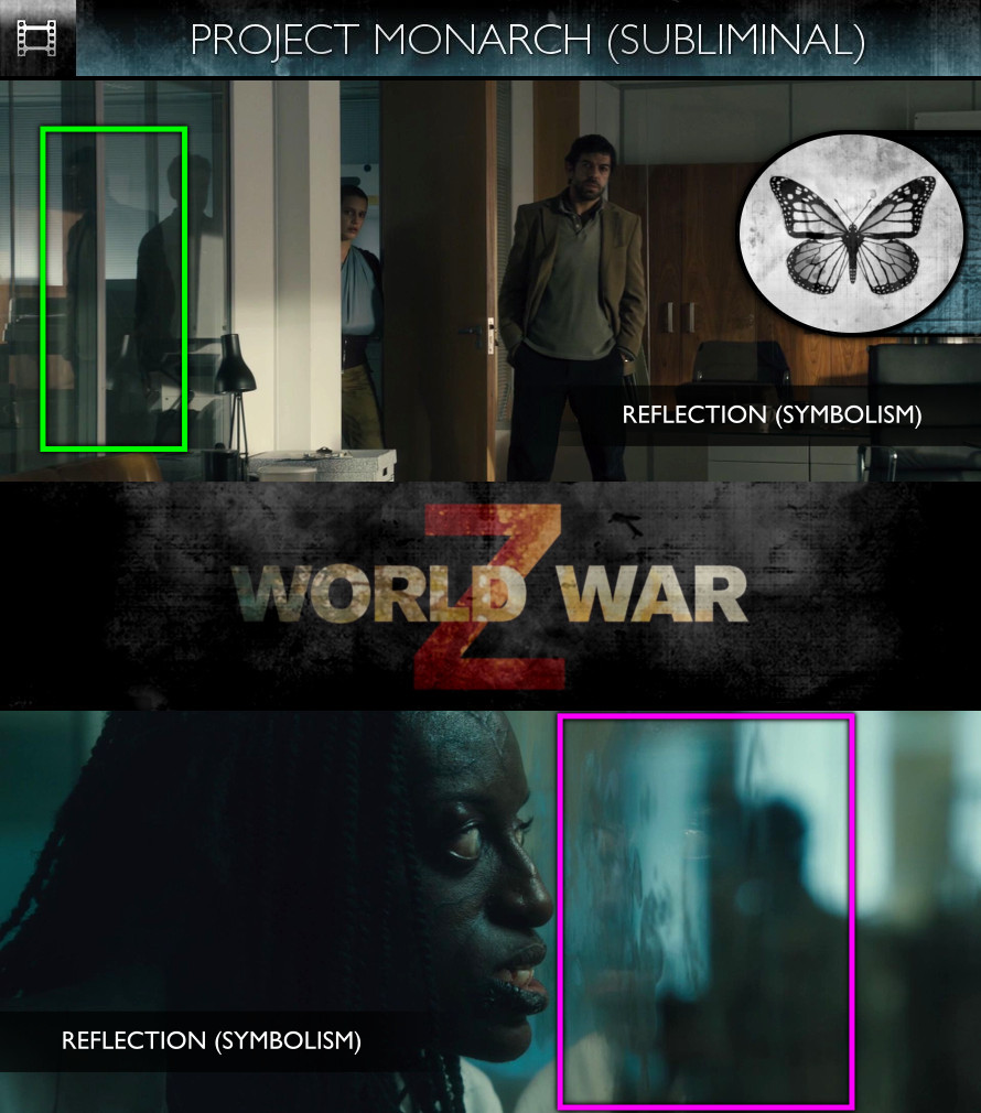 World War Z (2013) - Project Monarch - Subliminal