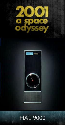 2001 - A Space Odyssey (1968) - HAL 9000 (SET)-tb