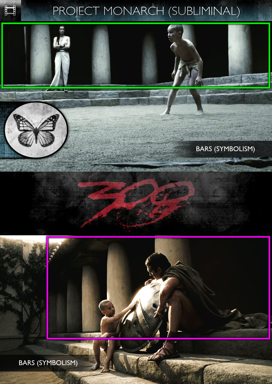 300 (2007) - Project Monarch - Subliminal