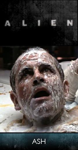 Alien (1979) - Ash (SET)-tb
