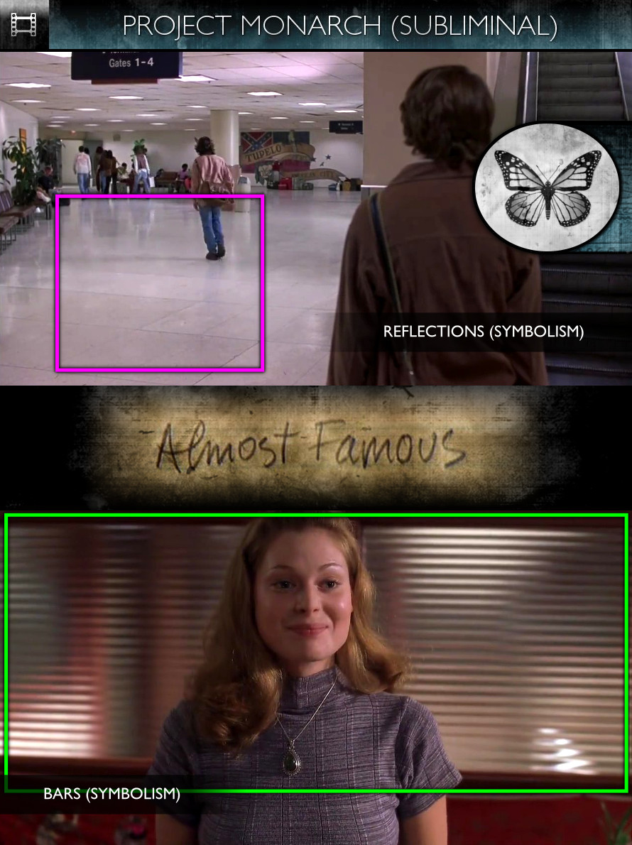 Almost Famous (2000) - Project Monarch - Subliminal