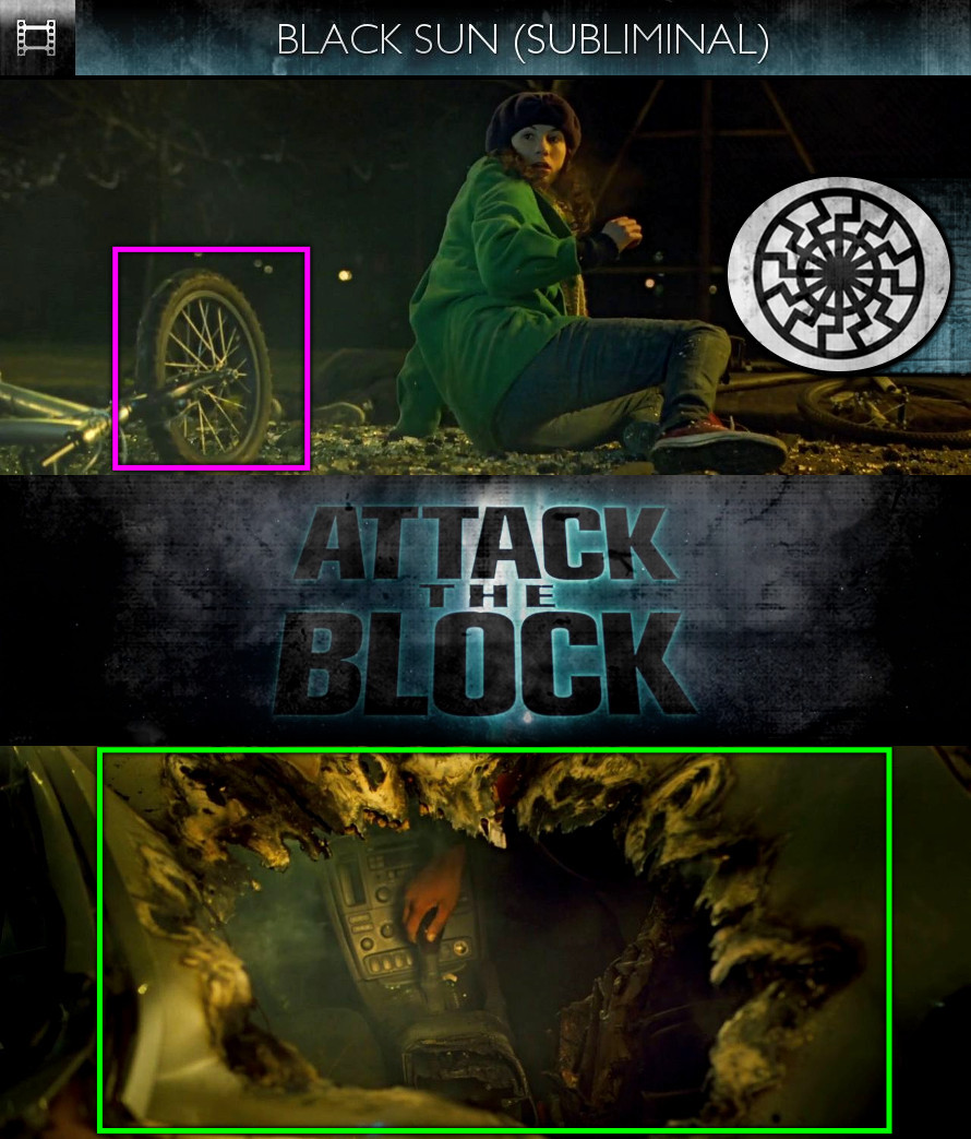 Attack the Block (2011) - Black Sun - Subliminal
