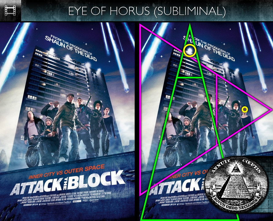 Attack the Block (2011) - Poster-EOH1a
