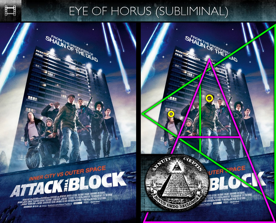 Attack the Block (2011) - Poster-EOH1b
